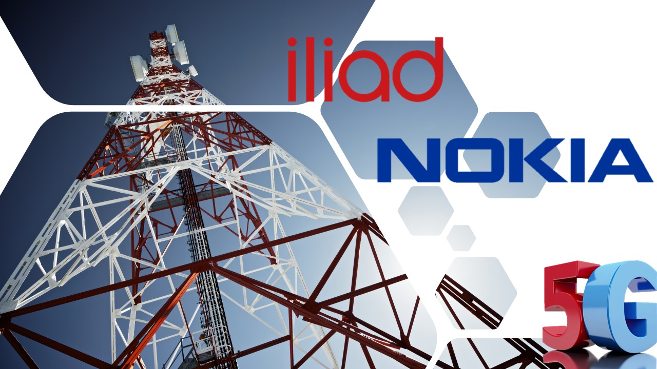 Iliad relies on European technology for its new 5G network: the strategic agreement with Nokia