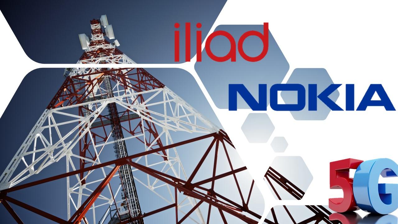 Iliad punta sulla tecnologia europea per la sua nuova rete 5G: via all'accordo strategico con Nokia