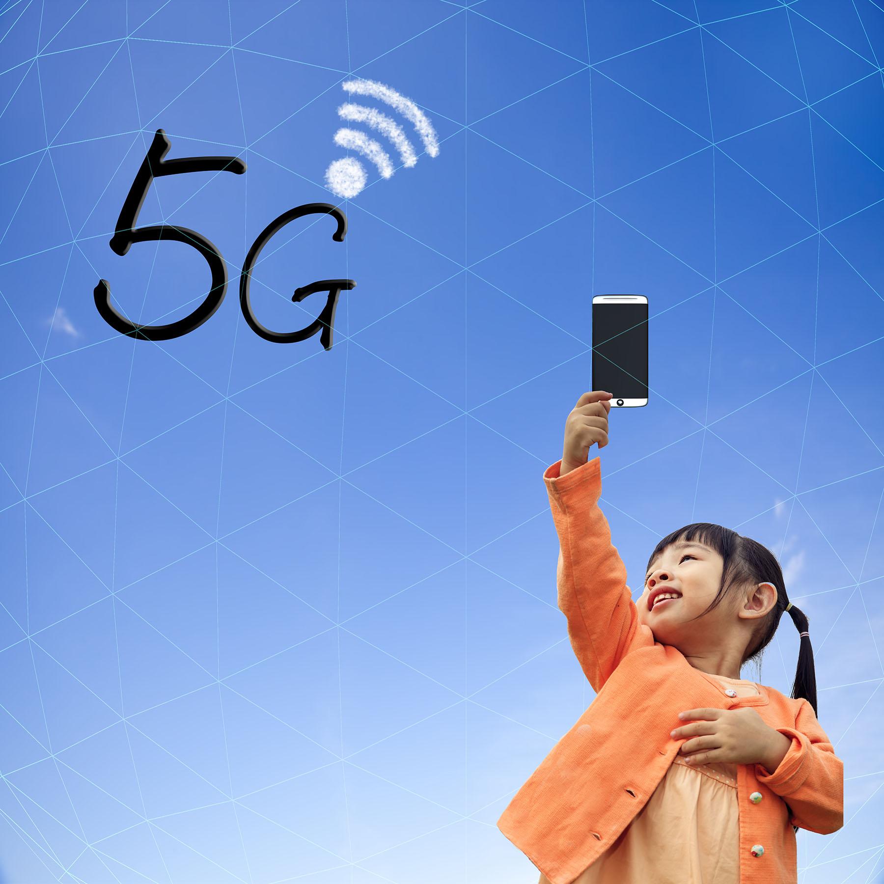 La Cina lancia la più grande rete 5G al mondo