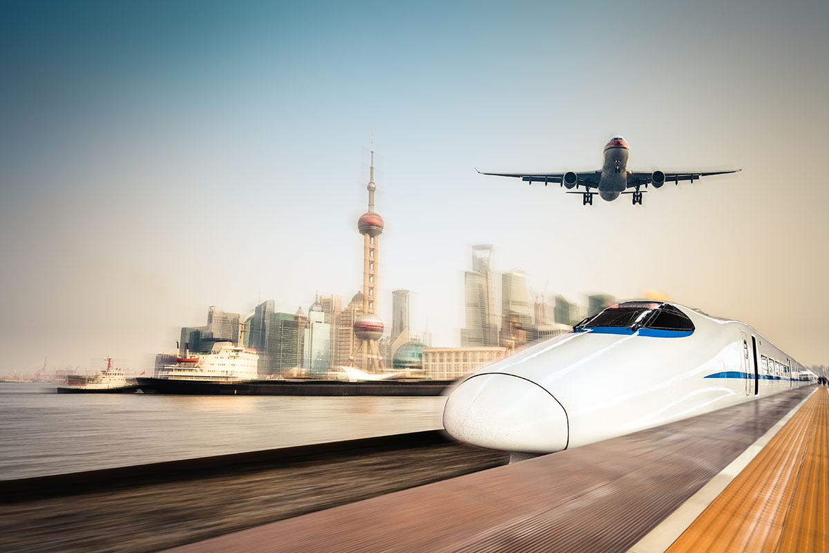 5G makes its debut on magnetically levitated train in China – The agreement between ZTE and China Telecom