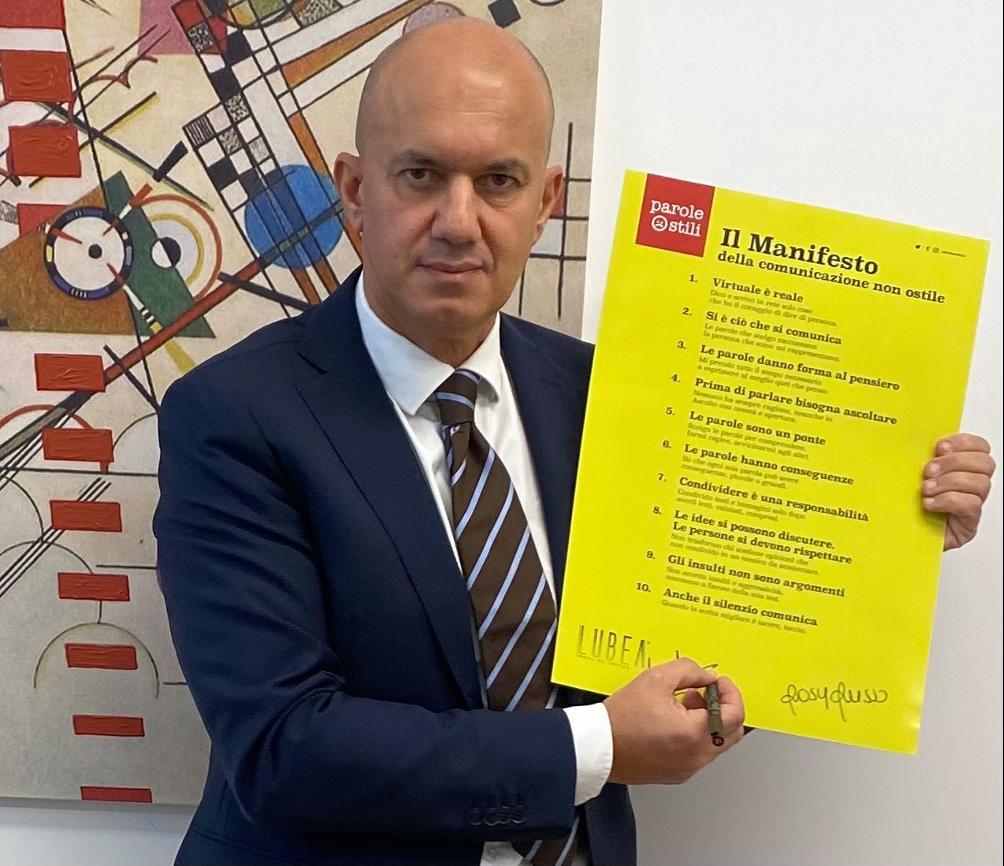 LUBEA signs the Manifesto of non-hostile communication